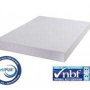 neptune luxury memory foam certipur nbf mattress