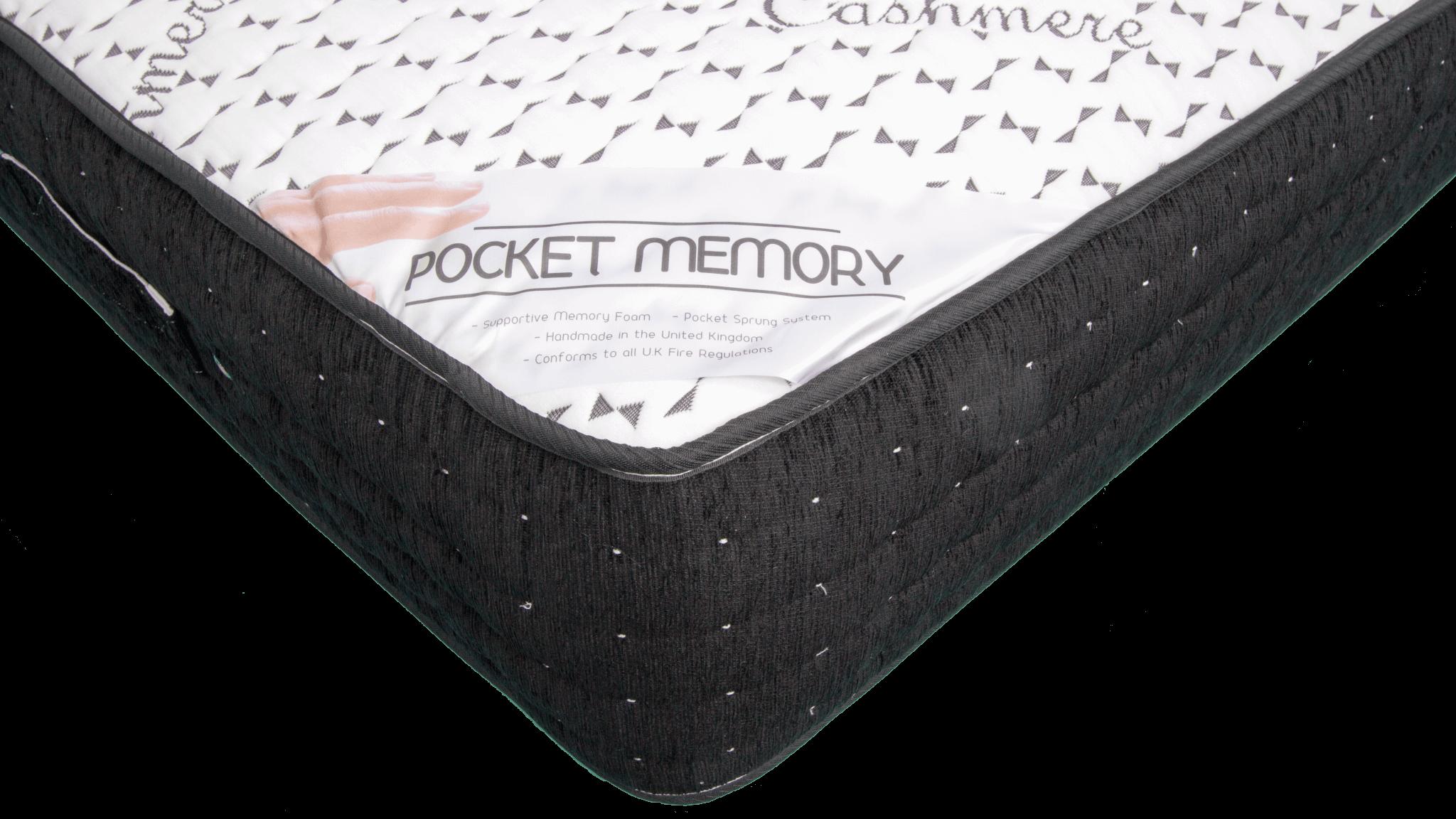 best loved dea6e 8b7f1 Orthopaedic Pocket Sprung Memory Foam Mattress